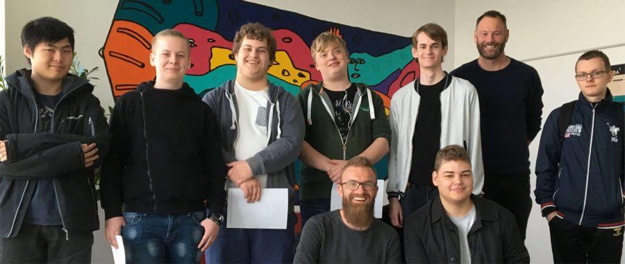 Unge med autisme i praktik hos Mobilize Me